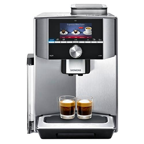siemens eq 9 s500 im test kaffeevollautomaten test. Black Bedroom Furniture Sets. Home Design Ideas