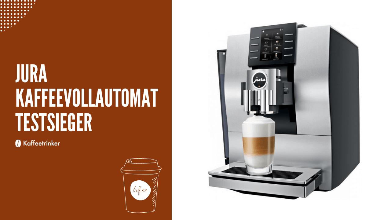 Jura Kaffeevollautomat Testsieger