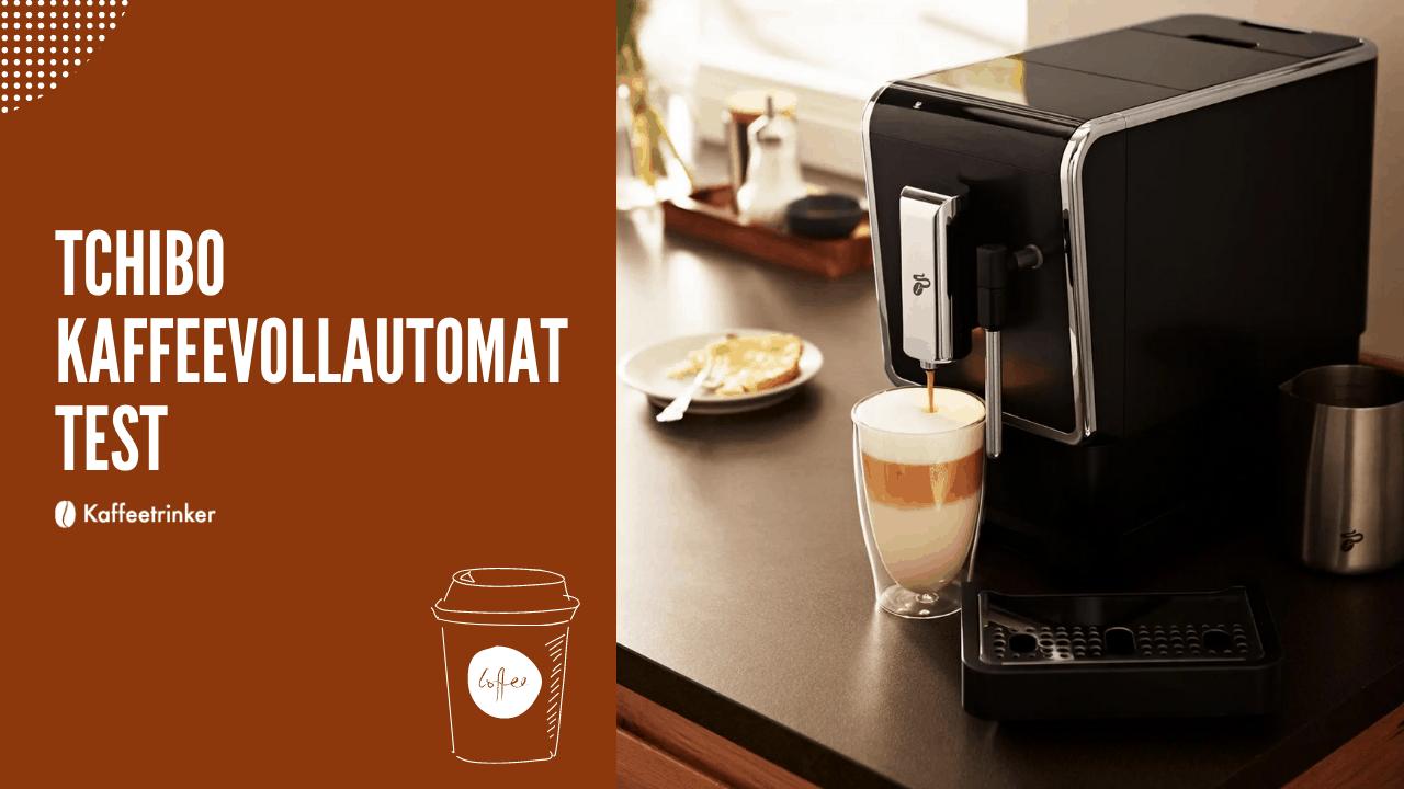 kaffeevollautomat Tchibo Esperto Caffè test